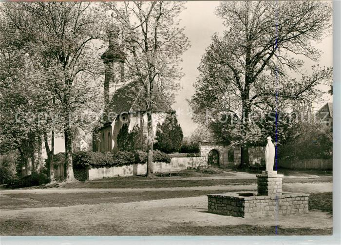 AK / Ansichtskarte Adelberg Kloster Ulrichskapelle Adelberg 0