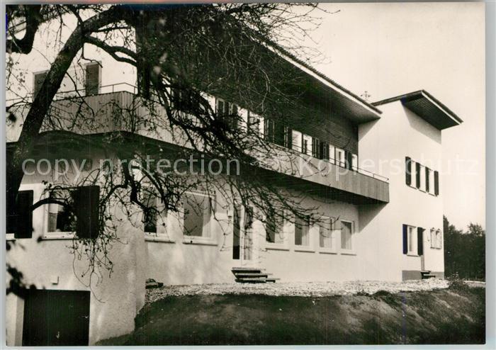 AK / Ansichtskarte Reichenbach_Donzdorf Freizeitheim Schurrenhof Reichenbach Donzdorf 0