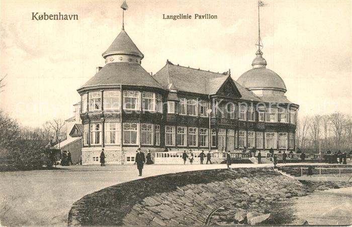AK / Ansichtskarte Kobenhavn Langelinie Pavillon Kobenhavn