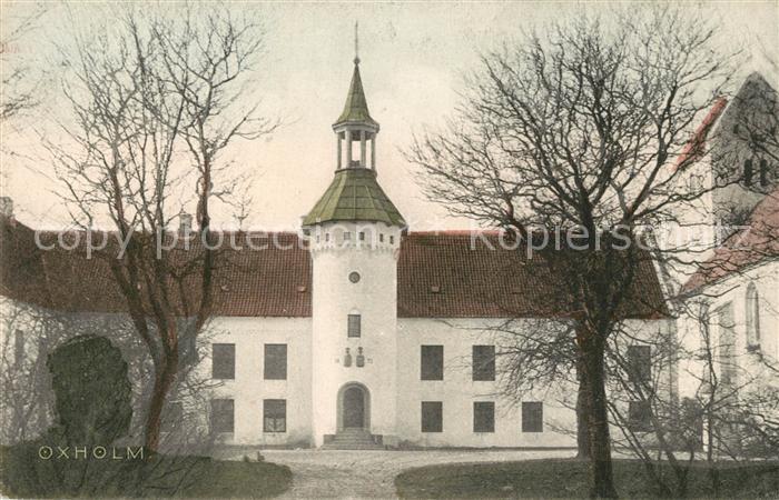 AK / Ansichtskarte Brovst_Juetland Oxholm Kirke