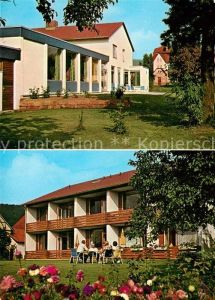 AK / Ansichtskarte Oedelsheim Gast und Pensionshaus Gans Oedelsheim