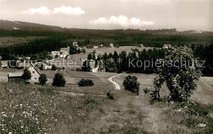 AK / Ansichtskarte Fleckl Unterkunftshaus am Ochsenkopf Fleckl