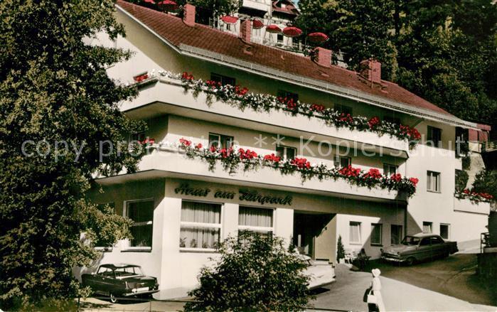 Grömitz Haus am Kurpark ca 1975 Nr