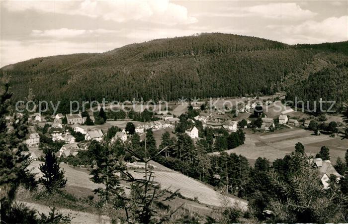 AK / Ansichtskarte Enzkloesterle Panorama Enzkloesterle 0