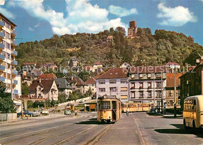 AK / Ansichtskarte Durlach Turmberg Durlach