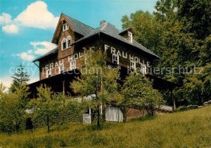AK / Ansichtskarte Abterode Waldgasthaus Frau Holle Abterode
