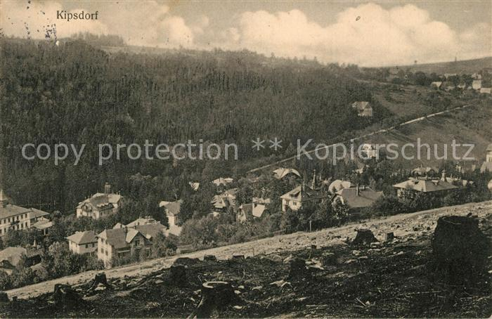 AK / Ansichtskarte Kipsdorf  Kipsdorf