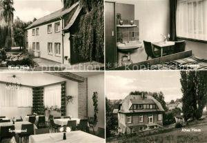 AK / Ansichtskarte Reudnitz Landeskirchlichen Gemeinschaft Haus Reudnitz