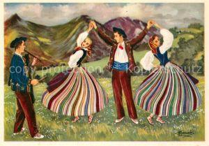 Tanz_Taenzer Pastoreaux Pastorelles Danse de la Toupie
