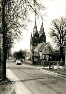 Werneuchen Willmersdorf Kirche Werneuchen