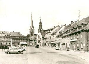 Wilsdruff Marktplatz Wilsdruff