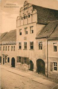 Wittenberg_Limburg Melanchtonhaus Wittenberg Limburg