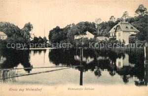 Woltersdorf_Erkner Woltersdorfer Schleuse Woltersdorf Erkner