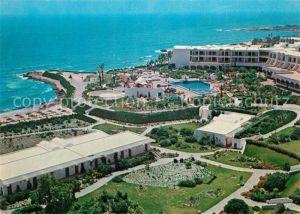 AK / Ansichtskarte Hammamet Hotel Bel Azur Fliegeraufnahme Hammamet