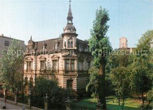 AK / Ansichtskarte Lodz Przedszkole przy ulicy Gdanskiej Lodz