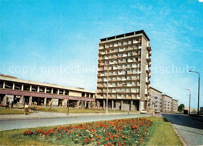 AK / Ansichtskarte Poznan_Posen Osiedle mieszkaniowe Grunwald punktowice przy ulicy Grochowskiej Poznan Posen