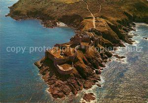 AK / Ansichtskarte Plevenon Fort de la Latte vue aerienne Plevenon