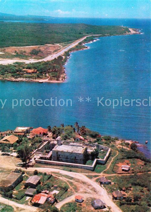 AK / Ansichtskarte Cienfuegos Vista aerea Cienfuegos