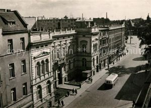 AK / Ansichtskarte Opole_Lubelskie Fragment ulicy Krakowskiej  Opole_Lubelskie