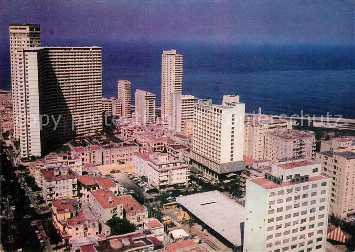 AK / Ansichtskarte Havana_Habana Fliegeraufnahme Havana Habana