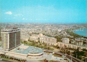 AK / Ansichtskarte Baku Moskva Hotel Baku