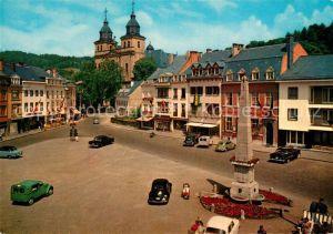 AK / Ansichtskarte Malmedy Place Albert I Malmedy