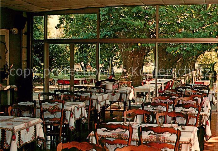 AK / Ansichtskarte Fontaine de Vaucluse Grand Hotel Restaurant des Sources Fontaine de Vaucluse