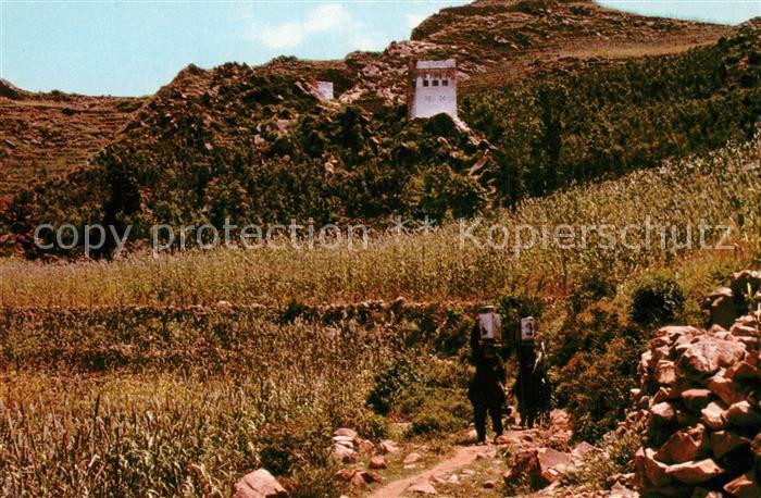 AK / Ansichtskarte Algably_Yemen_Jemen Palast