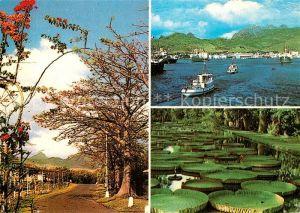 AK / Ansichtskarte Port_Louis Hafen Landschaftspanorama Port_Louis