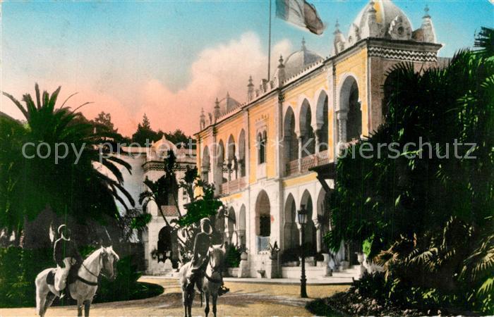 AK / Ansichtskarte Alger_Algerien Palais Ete du Gouverneur General Alger Algerien