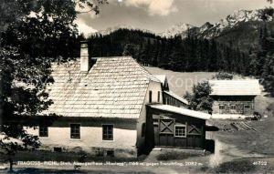 AK / Ansichtskarte Tragoess Pichl Alpengasthaus Hiaslegg Trenchtling Tragoess
