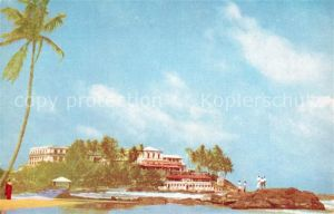 AK / Ansichtskarte Sri_Lanka Mount Lavinia Beach Hotel Sri_Lanka