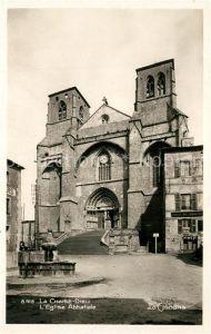 AK / Ansichtskarte La_Chaise Dieu Eglise Abbatiale Monastere La_Chaise Dieu