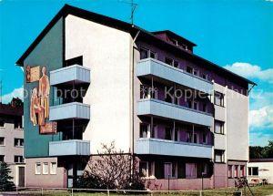 AK / Ansichtskarte Nidda Alten  und Pflegeheim Haus Altenruth Nidda