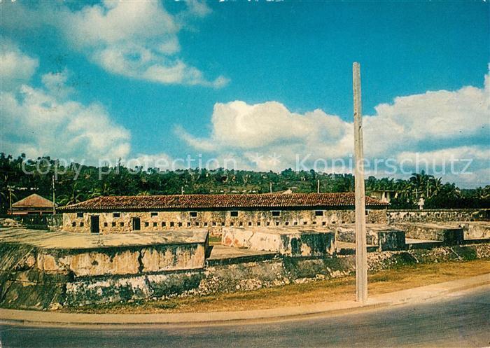 AK / Ansichtskarte Baracoa Fuerte de Matachin Baracoa