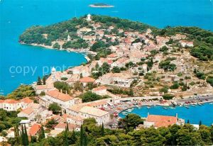 AK / Ansichtskarte Cavtat_Dalmatien Fliegeraufnahme Cavtat Dalmatien