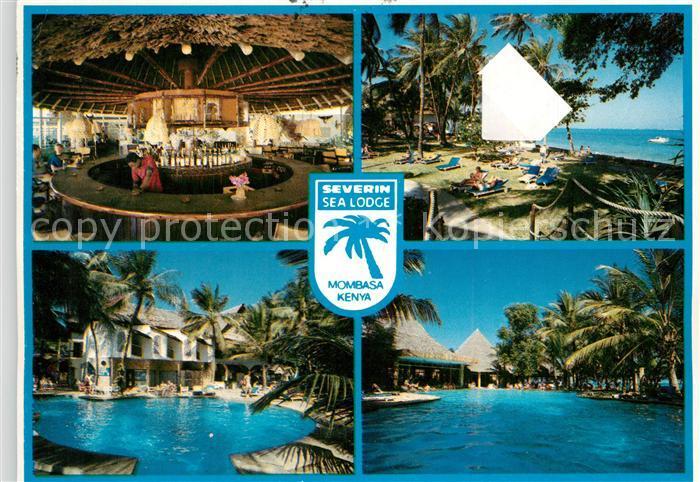 AK / Ansichtskarte Mombasa Severin Sea Lodge Details Mombasa