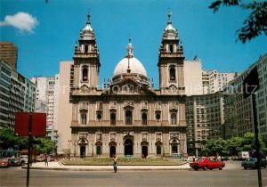 AK / Ansichtskarte Rio_de_Janeiro Igreja da Candelaria Rio_de_Janeiro