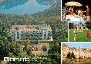 AK / Ansichtskarte Ardennes Dorint Hotel Fliegeraufnahme Kurpark Kurhaus Ardennes