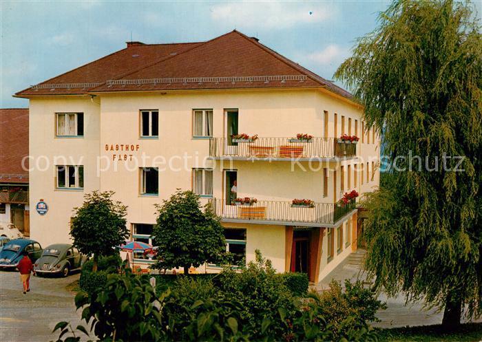 AK / Ansichtskarte Wenigzell Gasthof Pension Fast Wenigzell