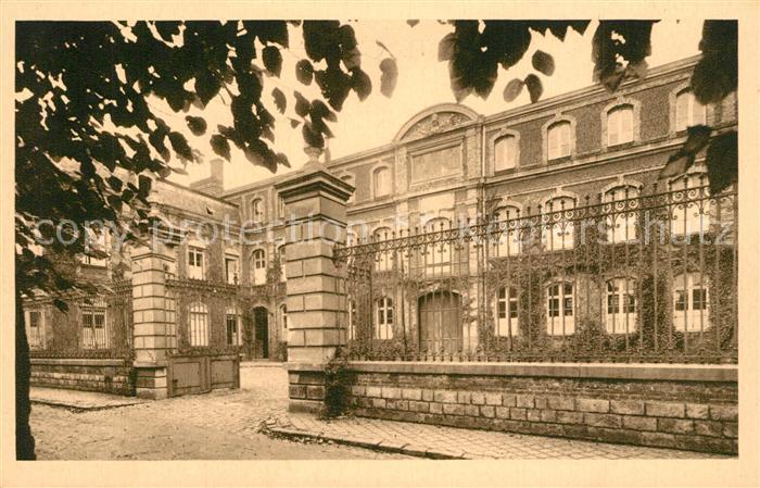 AK / Ansichtskarte Douai_Nord Ecole Normale d Instituteurs La Cour Jules Leroux Douai_Nord