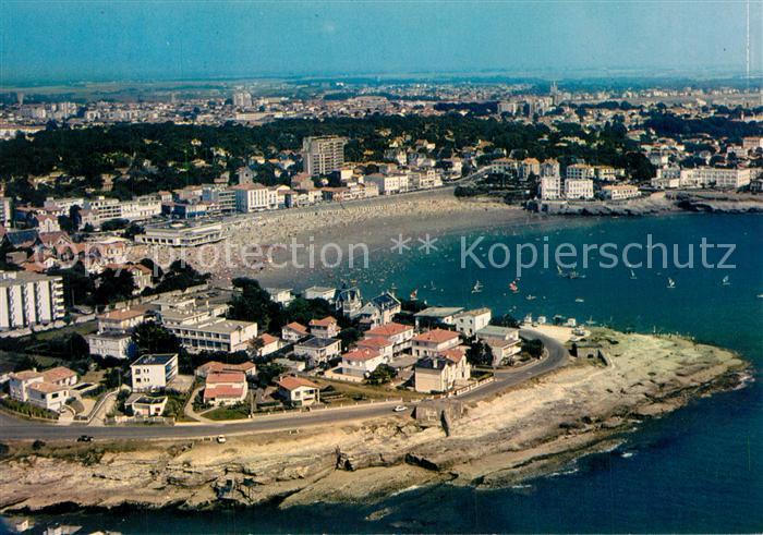 AK / Ansichtskarte Pontaillac Vue aerienne Pontaillac