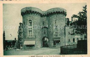 AK / Ansichtskarte Laval_Mayenne La Porte Beucheresse Laval Mayenne
