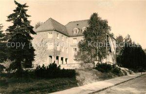 AK / Ansichtskarte Berggiesshuebel Haus Talfrieden Berggiesshuebel
