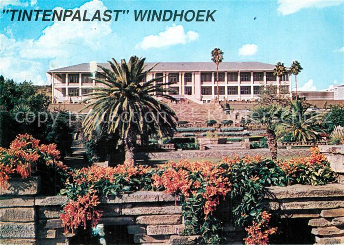 AK / Ansichtskarte Windhoek Tintenpalast Seat of the Government Windhoek