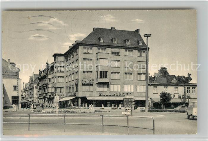 AK / Ansichtskarte Giessen_Lahn Selterstor Giessen_Lahn