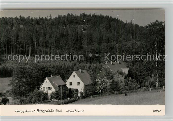 AK / Ansichtskarte Berggiesshuebel Waldhaus Berggiesshuebel