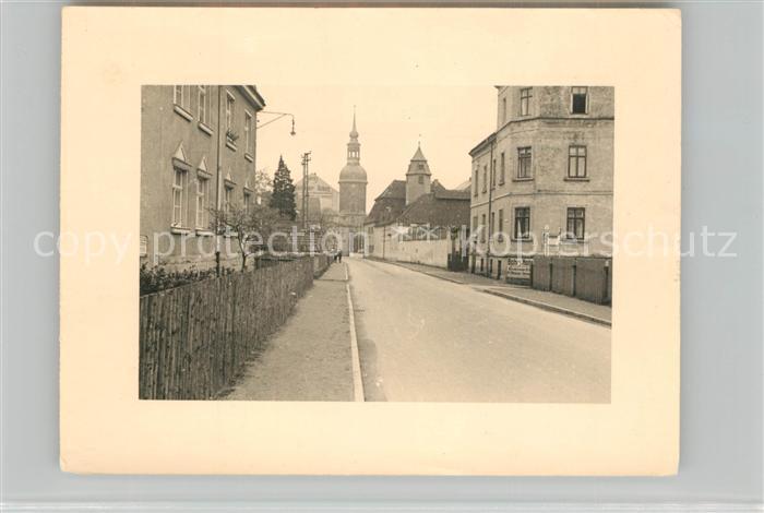 AK / Ansichtskarte Sebnitz Strassenpartie Sebnitz