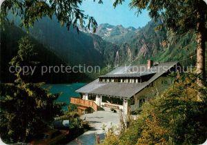 AK / Ansichtskarte Aich_Assach_Steiermark Gasthof Forellenhof am steirischen Bodensee Seewigtal Alpen Aich_Assach_Steiermark