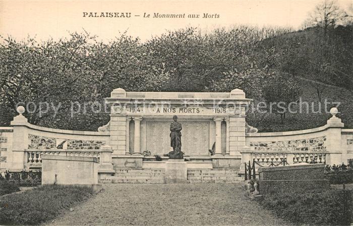 AK / Ansichtskarte Palaiseau Le Monument aux Morts Palaiseau